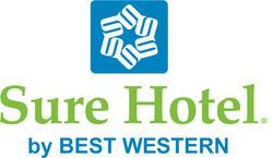 Logo Sure Hotel by Best Western